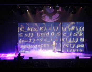 Musical-Grafik-Tv-Darstellung