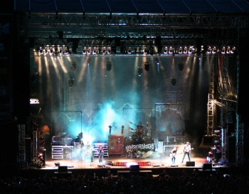 Rock in Concert Alice Cooper